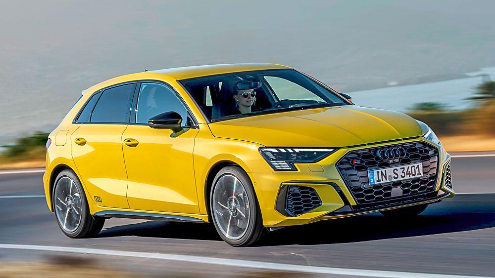Audi S3 2020 Hatchback Front