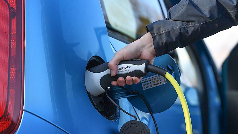Skoda Citigo e-iV charging capabilities