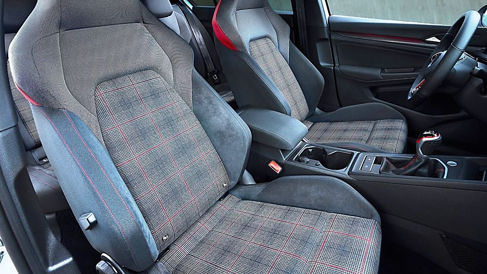 Golf GTI Interior Seats
