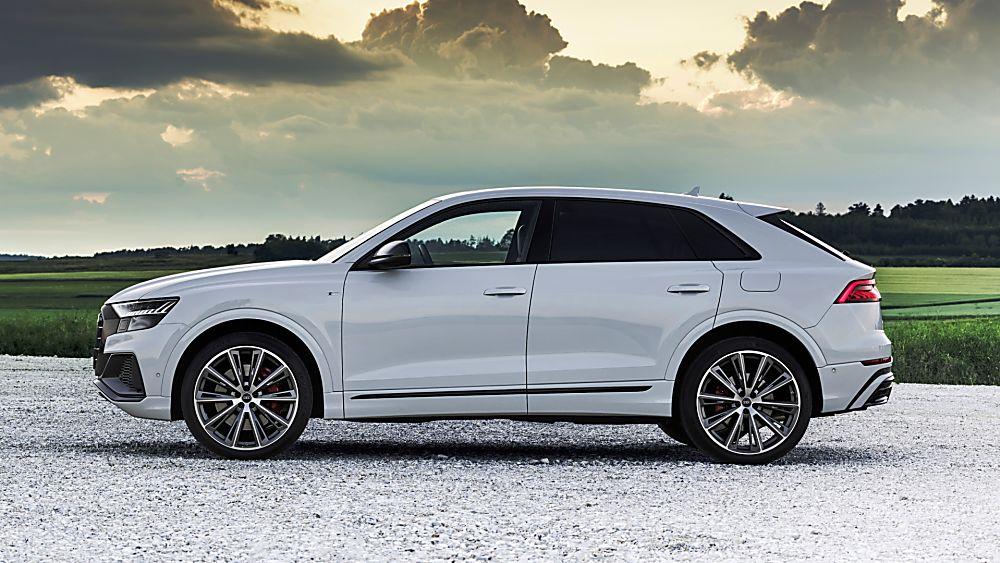 Audi Q8 SUV Side