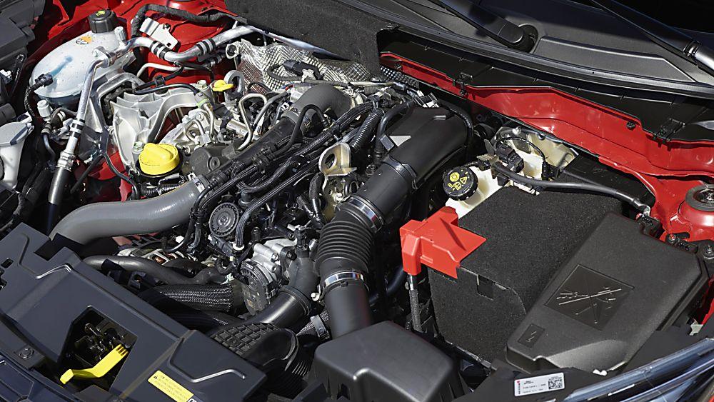 Nissan Juke II Engine