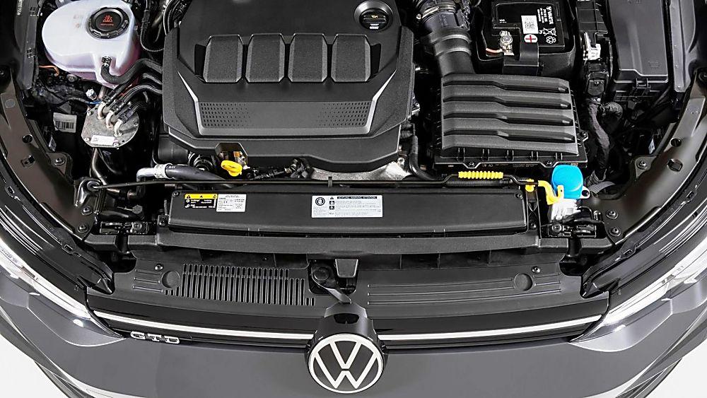Volkswagen Golf GTD New Engine