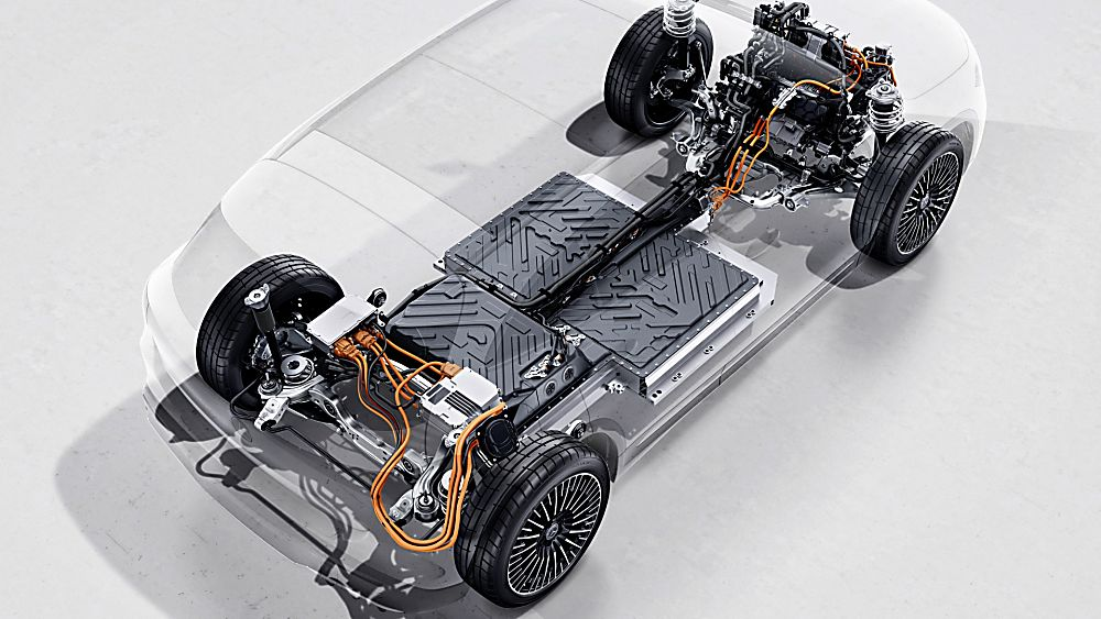 MERCEDES-BENZ: All-electric EQA finally revealed Hero Drivetrain