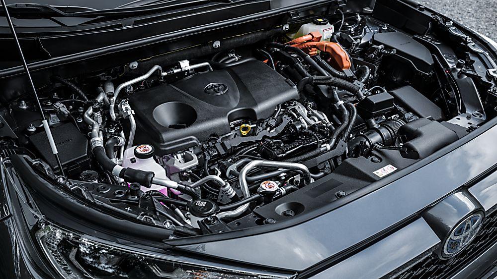 Review: 2021 Toyota RAV4 Plug-in Hybrid Engine