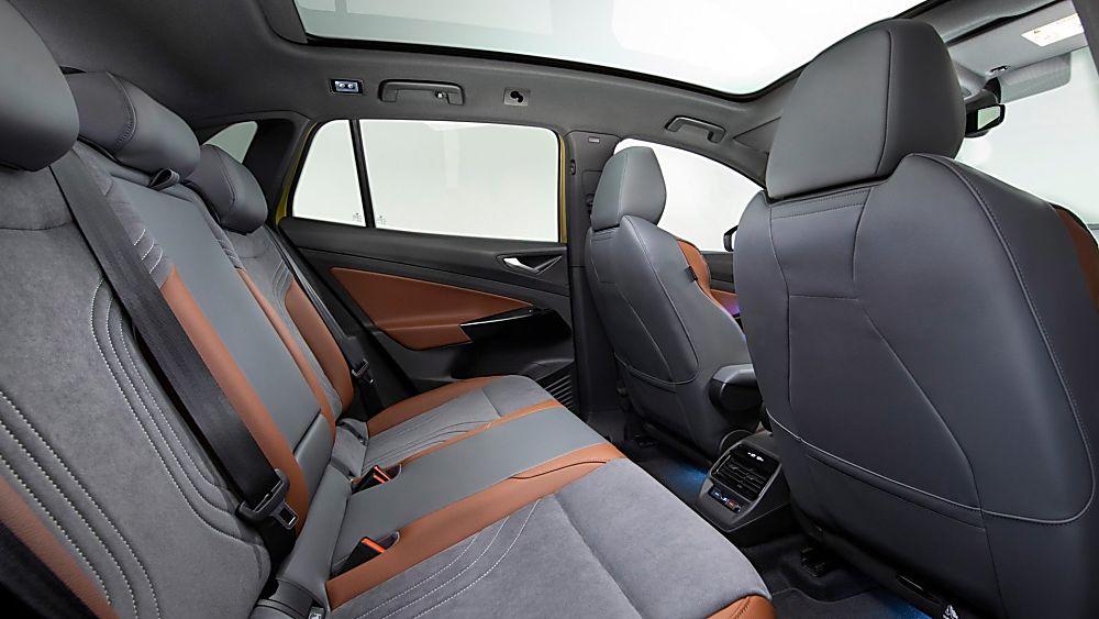 VOLKSWAGEN: Order books open for ID.4 electric SUV Hero Interior
