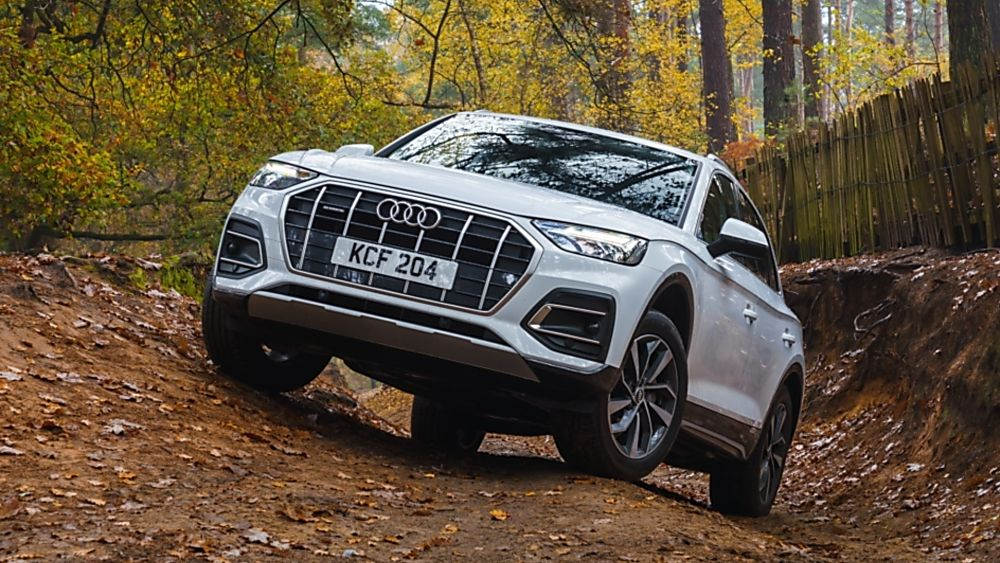 Review: 2021 Audi Q5 'Edition 1' Off-road