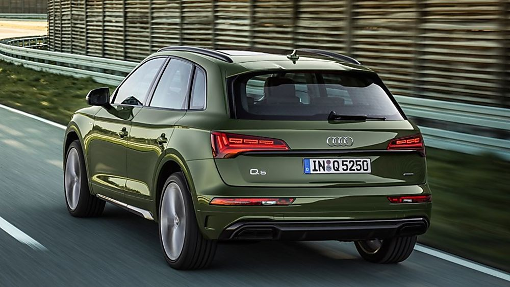 Review: 2021 Audi Q5 'Edition 1' On the road