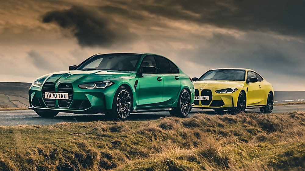BMW: New M3 and M4 Competition siblings on sale now Convoy