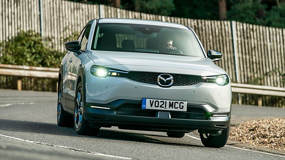 Review: Mazda MX-30 EV On the Road