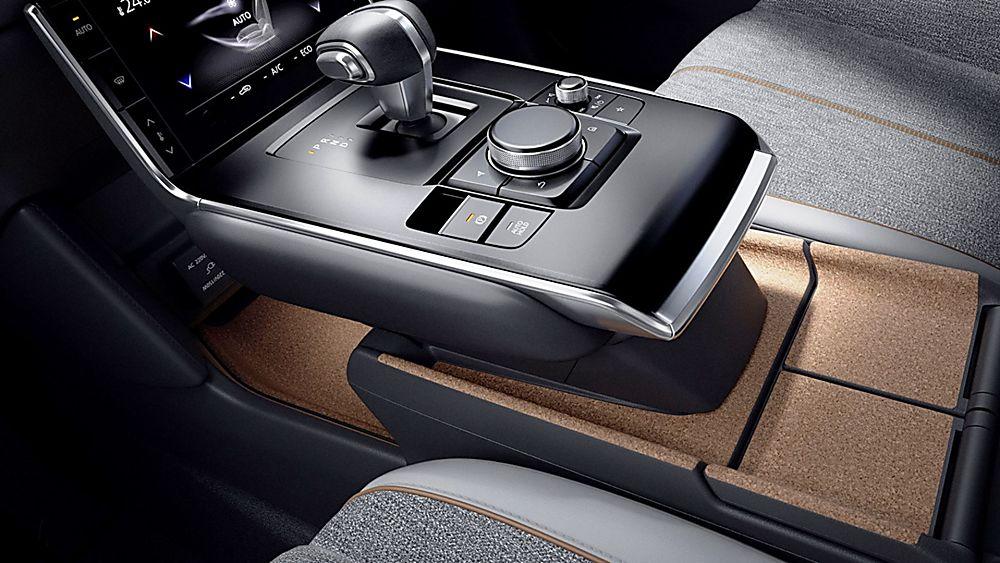 Review: Mazda MX-30 EV Gear Selector