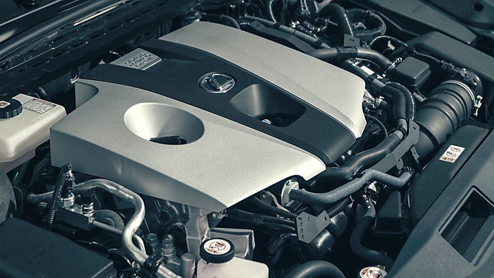 Review: Lexus ES300h saloon - Engine
