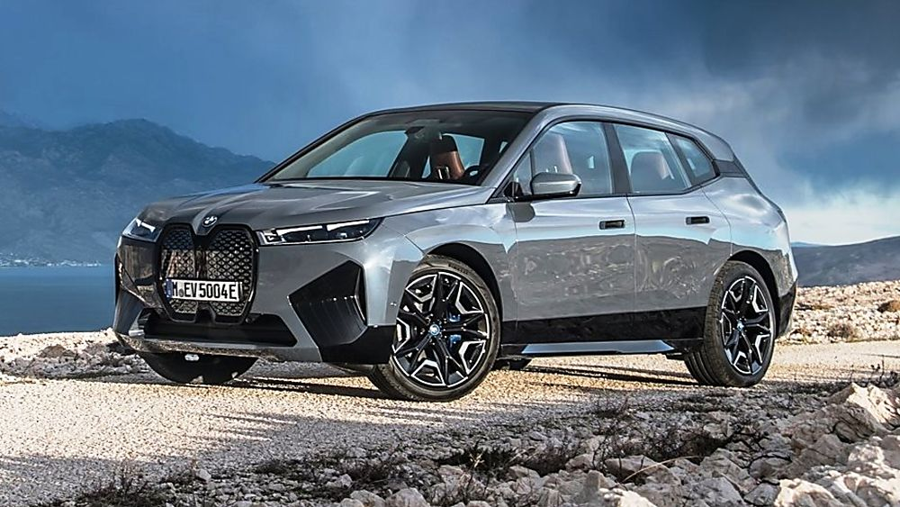 BMW: Techs and Specs for all-new iX eSUV announced In-situ