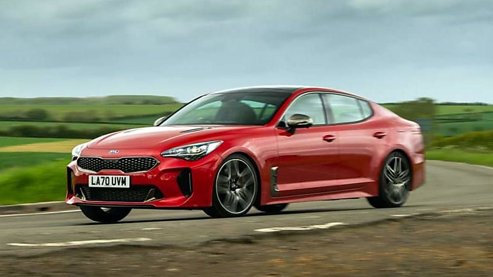 Review: KIA Stinger GT S On the Road