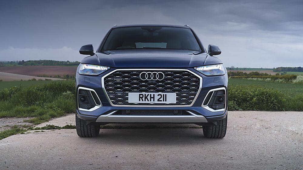 Review: Audi Q5 Sportback Front