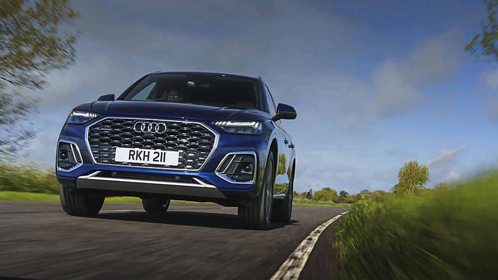 Review: Audi Q5 Sportback On the road