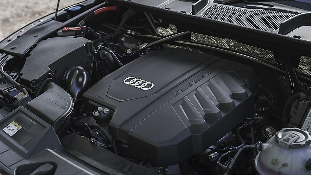 Review: Audi Q5 Sportback Engine