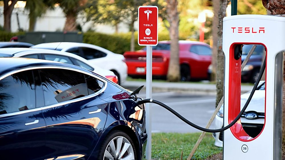 TESLA: Supercharger network to open to rival EVs Charger Tesla