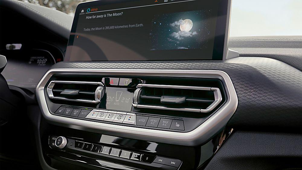 BMW: Early refresh and M Sport trim for iX3 EV Infotainment