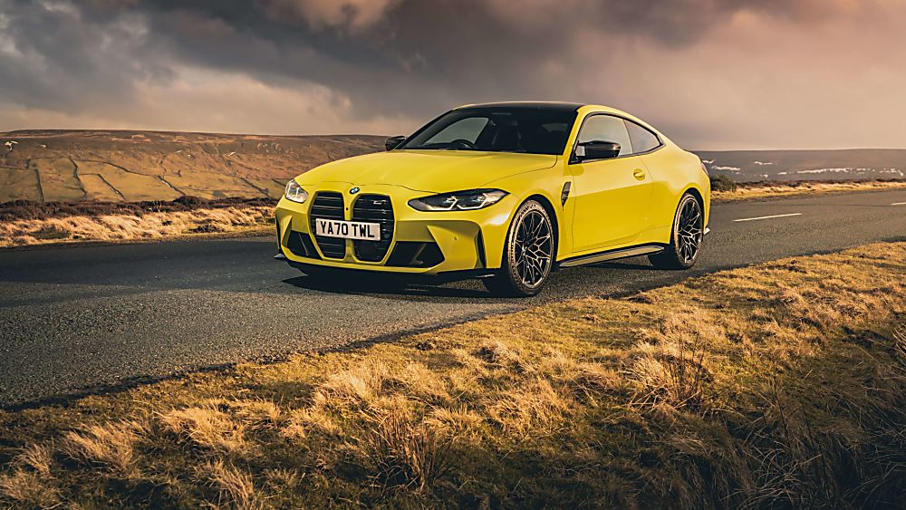 Review: 2021 BMW M3 Competition Hero M4