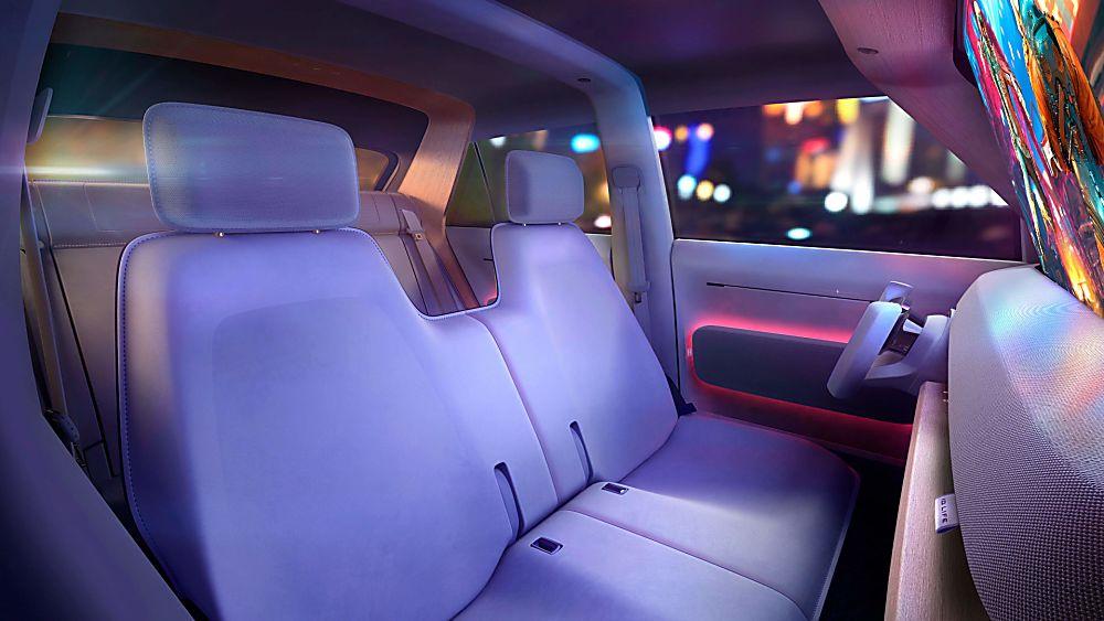 VOLKSWAGEN: Affordable ID.Life EV concept revealed Interior Front