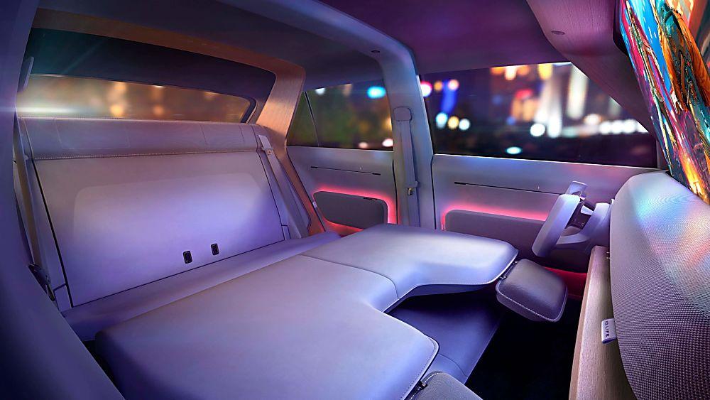 VOLKSWAGEN: Affordable ID.Life EV concept revealed Interior