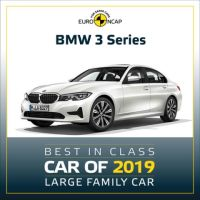 BMW 3 Series - Large Family Car