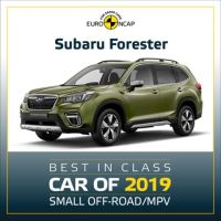 Subaru Forester - Small Off-Road / MPV
