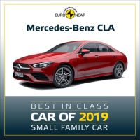 Mercedes-Benz CLA - Small Family Ca