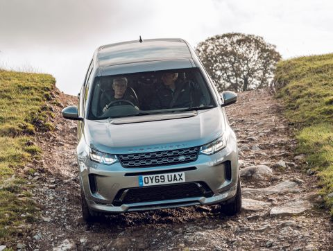 Land Rover Discovery Sport 2019 Off-road