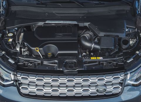 Land Rover Discovery Sport 2019 - Engine