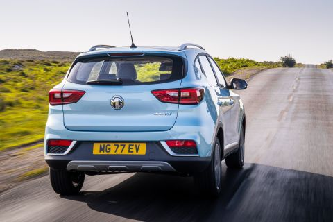 MG ZS Electric 2019 Exterior