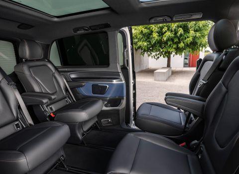 Mercedes-Benz EQV Interior