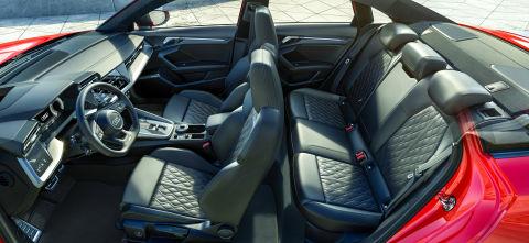 Audi S3 2020 Interior