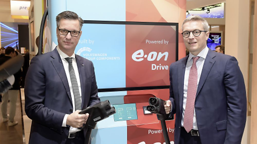 E.ON and VW co-develop new solution for ultra-fast charging EVs