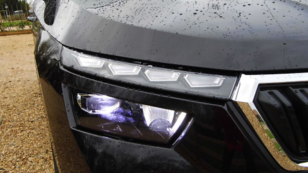 Skoda Kamiq Lights