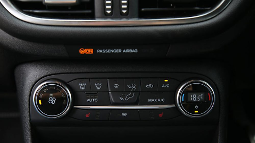 Ford Fiesta ST 5dr climate control