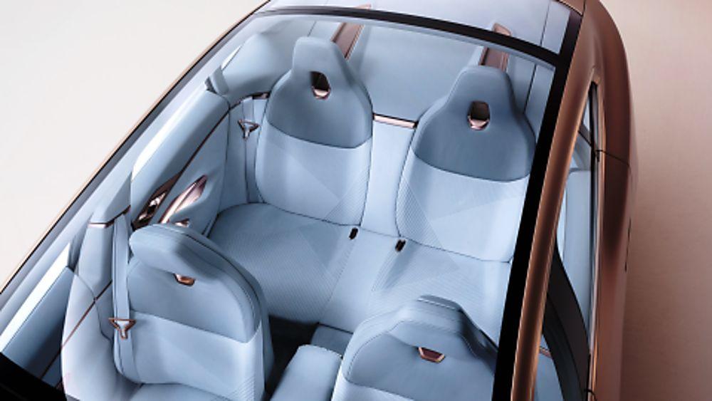 BMW i4 Inside