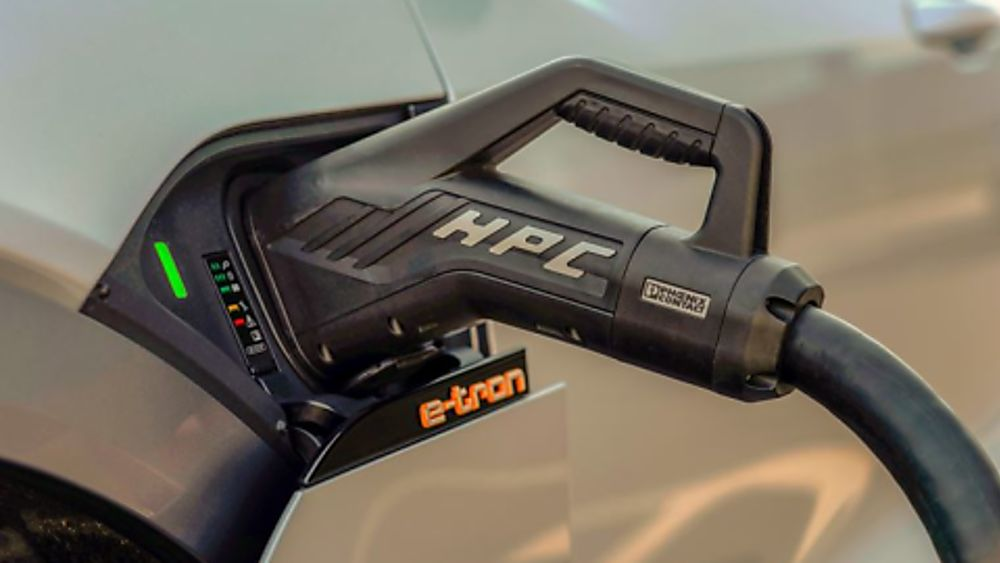 Audi EV Charging