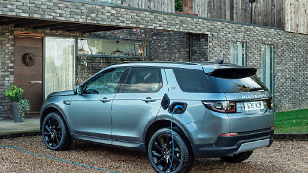 Land Rover Plug-in Hybrid