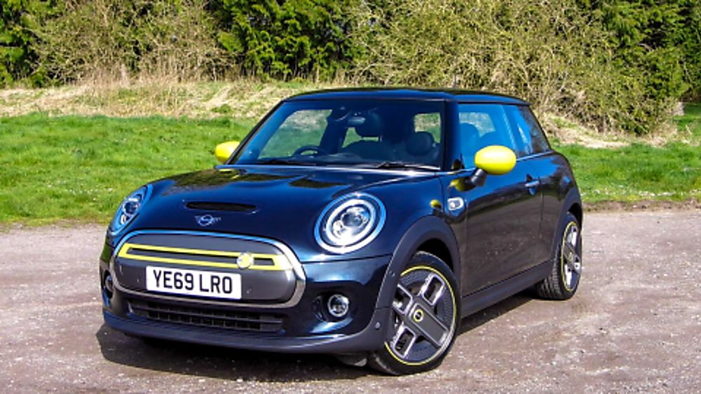 Mini Electric Exterior