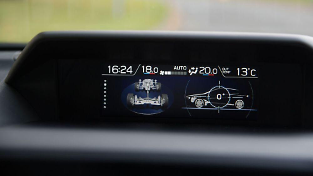Subaru Impreza Drivetrain