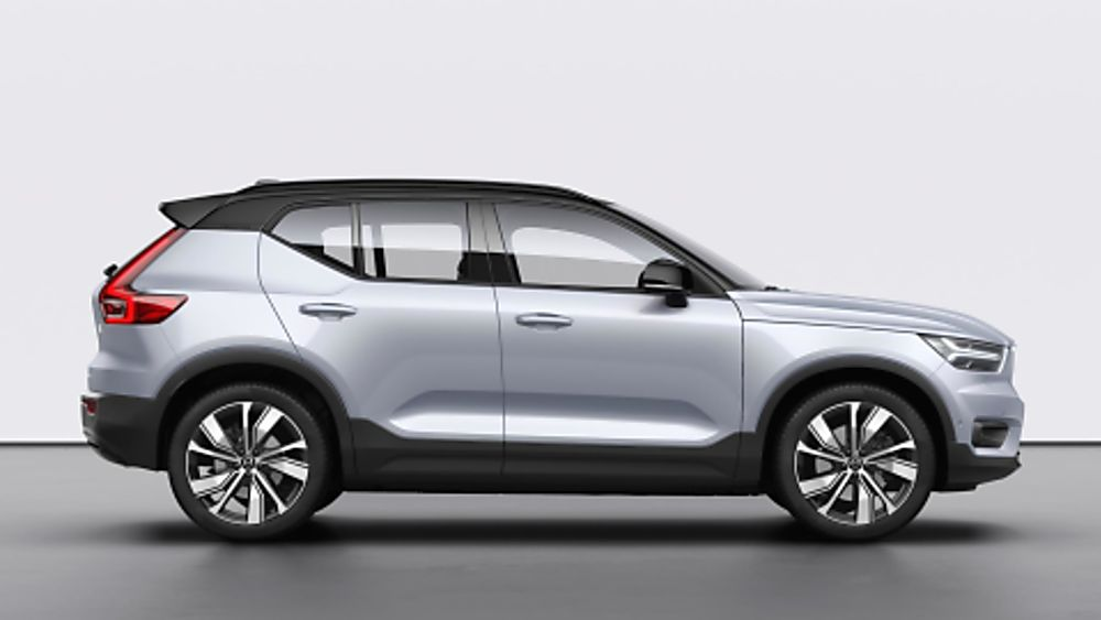 Volvo Electric XC40 Recharge Side