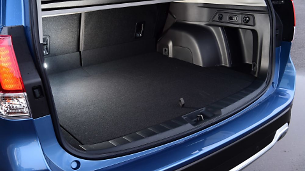 Subaru Forester e-Boxer MHEV Boot