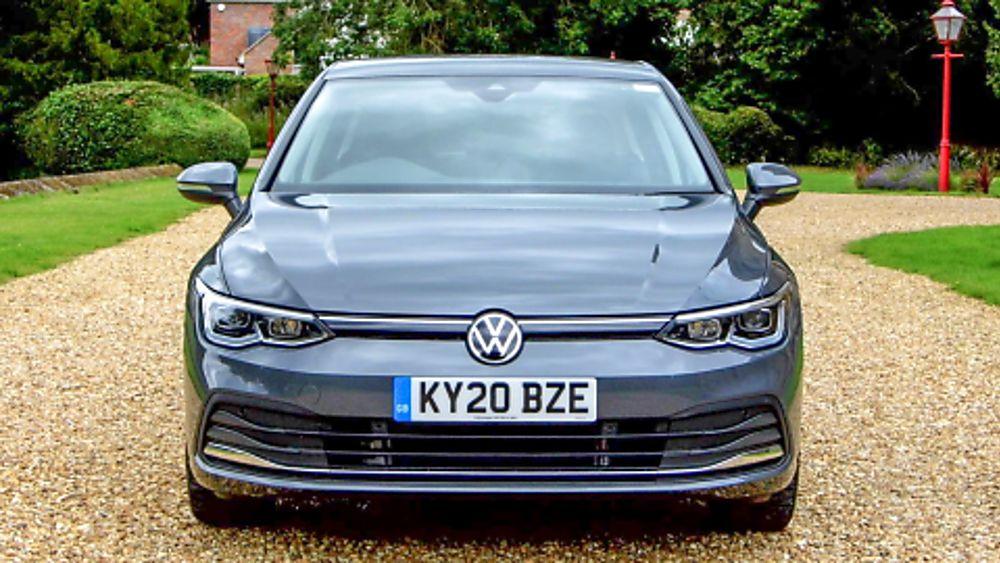 2020 Volkswagen Golf Mk8 1.5-litre TSI 148hp 6-speed manual