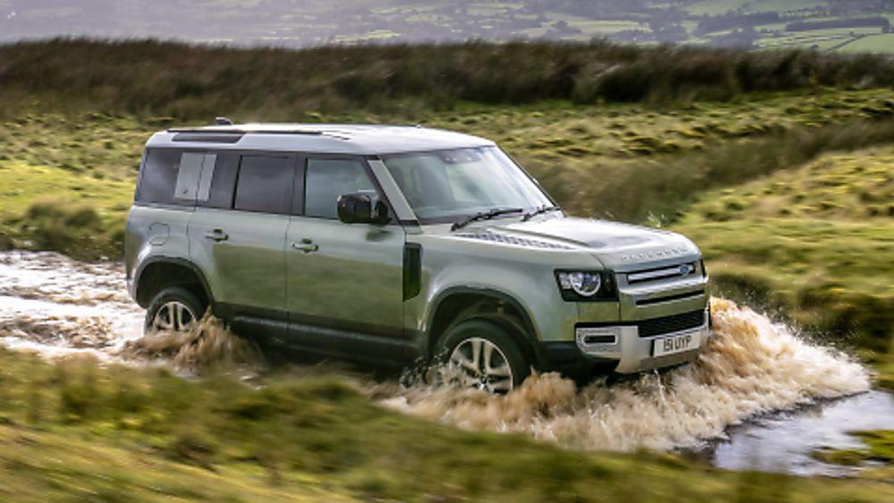 Land Rover Defender PHEV Explorer option pack