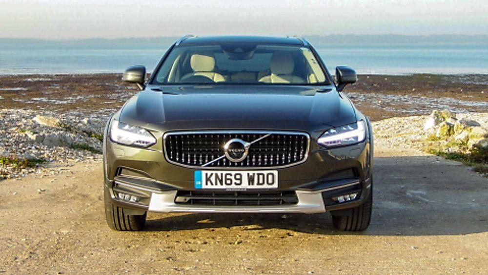 Volvo V90 Cross Country Lights