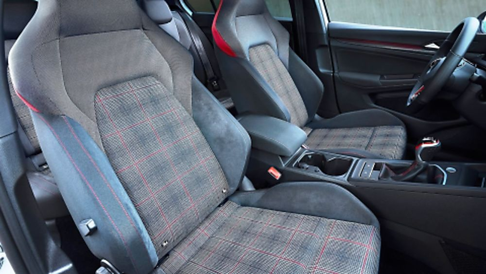 Golf GTI Interior Seats