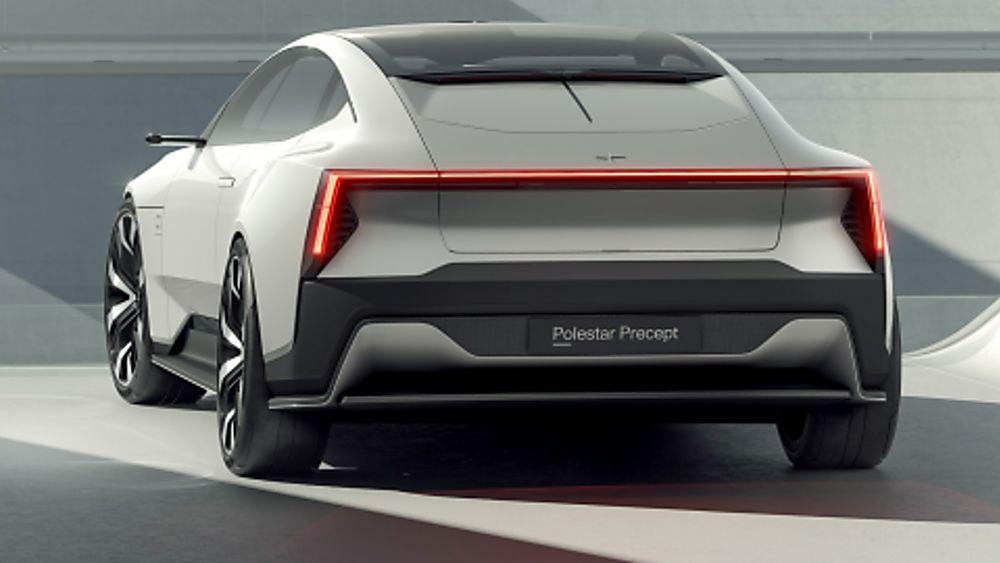 POLESTAR: Precept GT Rear