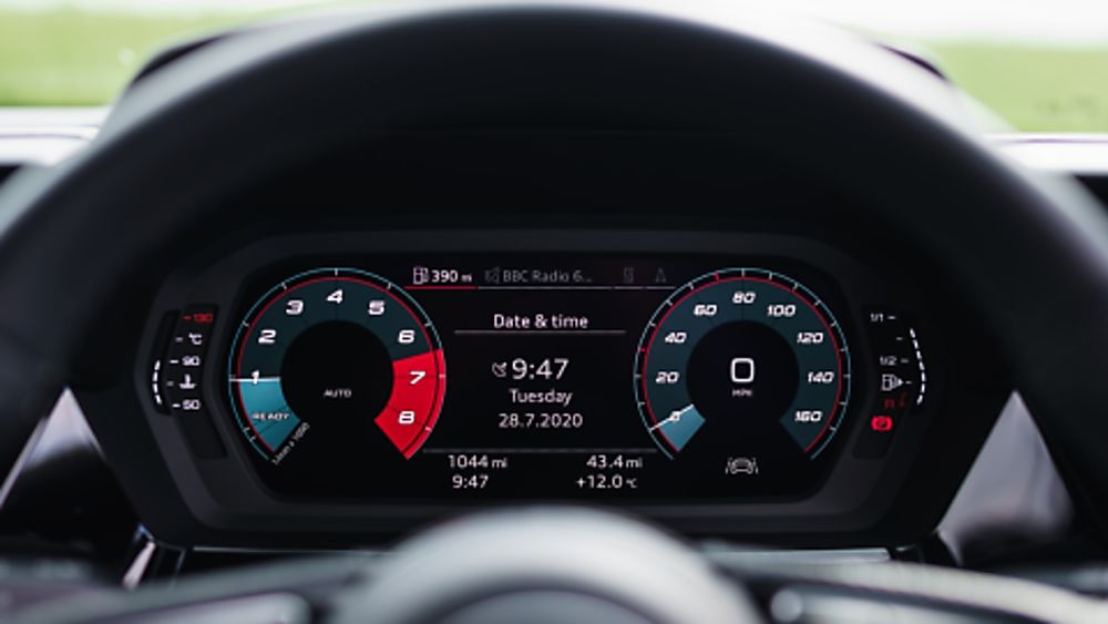 Review Audi A3 New Virtual Cockpit