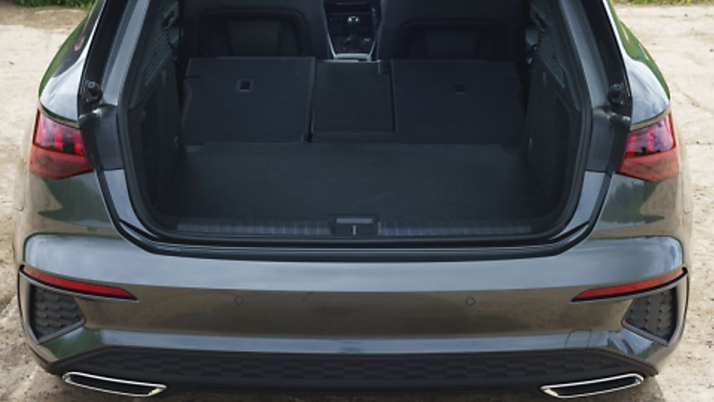 Review Audi A3 New Boot